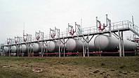 Емкости, резервуары пропан бутан  СУГ наземные от 5 мкуб до 25 м куб от производителя