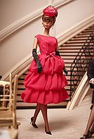 Коллекционная кукла Барби Маленькое красное платье / Little Red Dress Barbie Doll
