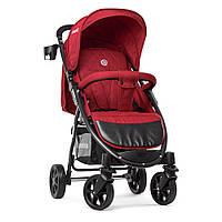 Прогулочная коляска EL Camino Favorit M 3409L Crimson