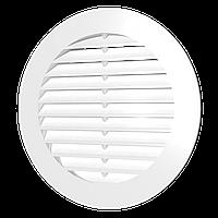 Решетка вытяжная Эра с фланцем 100 х 130 мм (60-060)