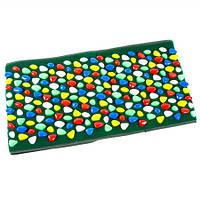 Массажный (ортопедический) коврик дорожка для детей с камнями 150*40cm 15040