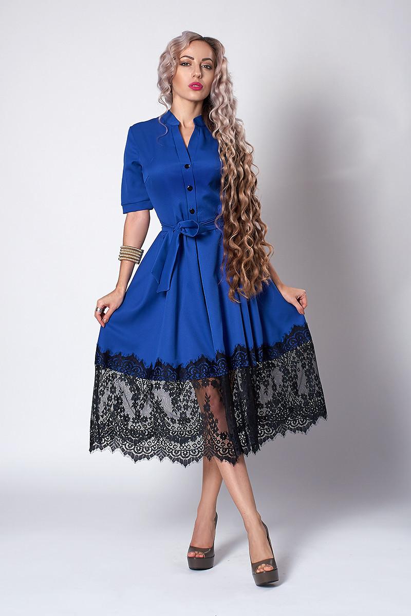 """Елегантне жіноче плаття """"713"""""""
