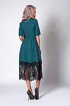 """Елегантне жіноче плаття """"713"""", фото 3"""