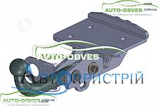 Прицепное устройство - фаркоп для Volkswagen Amarok 2010-2015