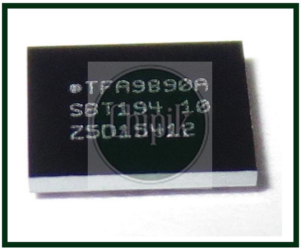 Микросхема TFA9890A усилитель звука Samsung, Lenovo, Meizu
