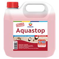 Eskaro Aquastop Prof 3 л Грунт-влагоизолятор (концентрат 1:10) 4820166520459