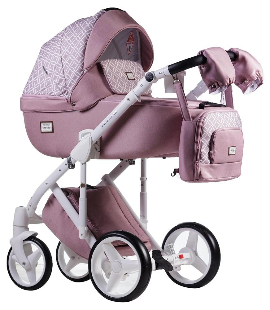 Детская универсальная коляска 2 в 1 Adamex Luciano Q-220