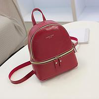 Рюкзак женский мини Lovely sister красный