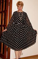 Женское платье в горох , фото 2