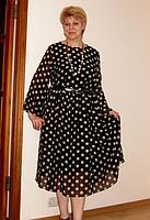 Женское платье в горох , фото 4