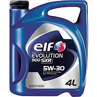 Масло моторное Elf EVOL 900 SXR  5w-30  4л/3.41кг SN/CF  A3/B4, 25352