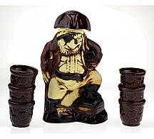 Подарочный набор Пират, 7 предметов
