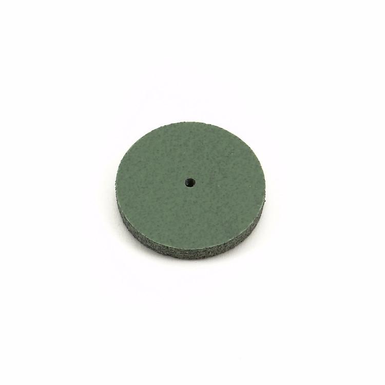 Круг эластичный 24х3 мм (зеленый/грубый)