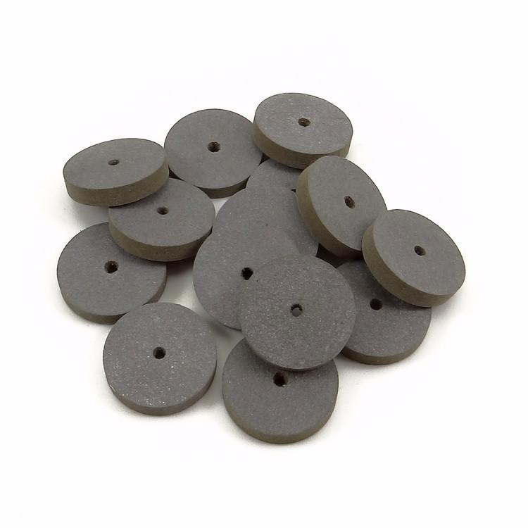 Коло каучуковий 18х4 мм (чорний/грубий) 237