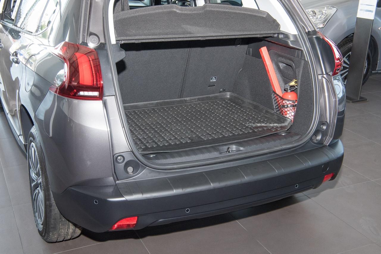 rbp623 Peugeot 2008 2013+ rear bumper protector