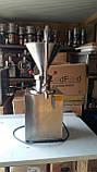 Коллоидная мельница (гомогенизатор) Veкtor-MJC-60 для приготовления  паст (металлические жернова), фото 3