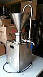 Коллоидная мельница (гомогенизатор) Veкtor-MJC-60 для приготовления  паст (металлические жернова), фото 5