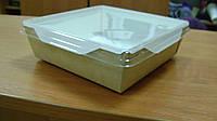 EKO OPSALAD 400 салатник с прозрачной крышкой