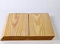 Планкен косой из Лиственницы Сибирской 20х140 Высший сорт обшивочная доска, фото 1