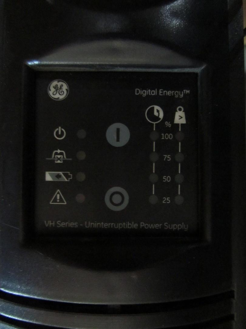 ИБП непрерывного действия (online) General Electric VH 3000 без аккумов