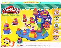 Пластилин Play-Doh Карнавал сладостей PD8606, посмотреть видео