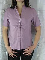 Рубашка женская ,,You Shaqi,, А08268-2 розовая 46, фото 1