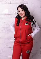 Спортивный костюм женский тройка, с 48 по 74 размер, фото 1