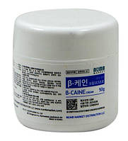 Крем анестетик для кожи B-Caine 50гр (Б Каин) 11,5% - Лидокаин 6.5% Прилокаин 5%