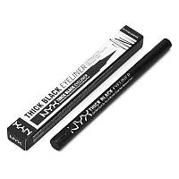 Подводка-фломастер NYX Black Eyeliner (копия)