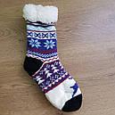 """Носки шерстяные на меху женские """"Bagi Wool"""" 36-38, фото 2"""