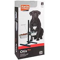 Миски для собак на штативе, нержавейка (4 л.) Karlie-Flamingo™