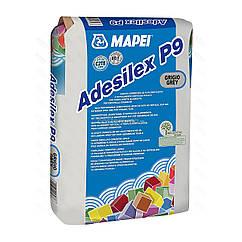 Цементный клей Mapei Adesilex P9 Express  Серый 25кг