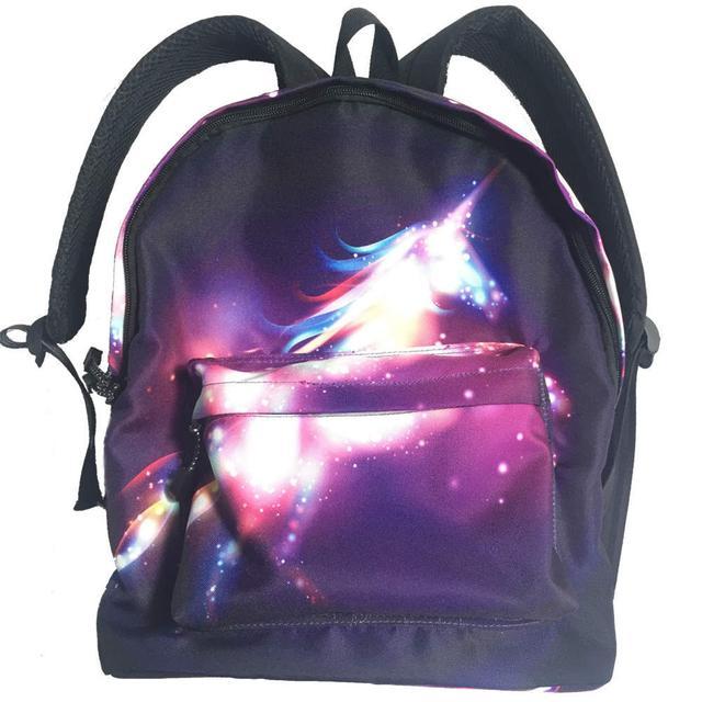 Рюкзак космический единорог