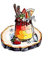 Художественный творческий набор, картина по номерам Любимый десерт, 30x40 см, «Art Story» (AS0314), фото 1