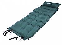 Самонадувающийся коврик KingCamp Base Camp Comfort (Base Camp Comfort(KM3560) Dark green)