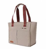 Сумка-холодильник KingCamp Cooler Bag 10L (COOLER BAG 10L(KG3796) Brown)