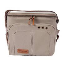 Сумка-холодильник KingCamp Cooler Bag 15L (COOLER BAG 15L(KG3797) Brown)