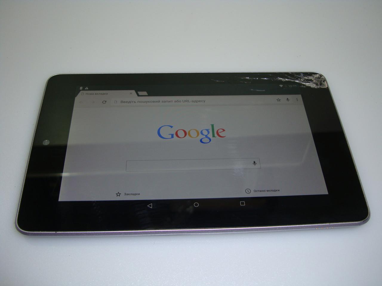 Планшет Google Nexus 7 2012 16GB IPS (дефект)