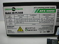 Блок питания Green Vision GV-PS ATX S400/8 400Вт, фото 1