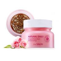 The Saem Natural Daily Original Rose Mask Увлажняющая маска