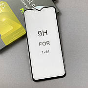 Защитное стекло 5D на Oneplus 6T Black