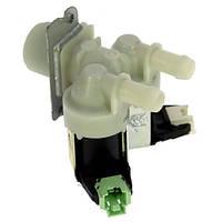 Клапан впускной 2/180 с микрофишкой 481228128468 оригинал для стиральной машины Whirlpool