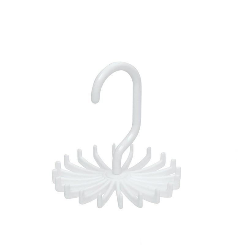 Подвесной органайзер для ремней и галстуков 2 в 1