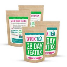 Натуральный детокс чай для похудения и очищения