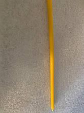 Свеча тонкая  100%  восковая   (желтая)