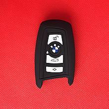Чехол силиконовый для СМАРТ ключа БМВ BMW X3 X5 Z3 Z4 M5 325i E38 E39 E46 4 Кнопки