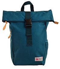 Рюкзак SMART 557580 Roll-top T-70 Tube Turquoise, фото 3
