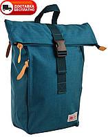 Рюкзак SMART 557580 Roll-top T-70 Tube Turquoise, фото 1
