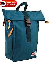 Рюкзак SMART 557580 Roll-top T-70 Tube Turquoise