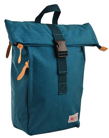 Рюкзак SMART 557580 Roll-top T-70 Tube Turquoise, фото 2